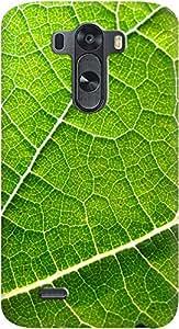 Kasemantra Leaf Lines Case For LG G3
