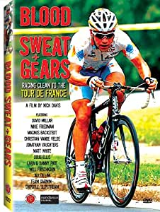 Blood Sweat & Gears: Racing Clean to Tour France [DVD] [Region 1] [US Import] [NTSC]