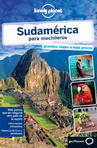Portada del libro Sudamérica para mochileros 2 (Guías de País Lonely Planet)