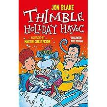 THIMBLE HOLIDAY HAVOC (Thimble Monkey Superstar)