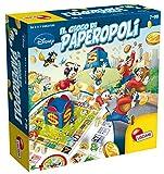 Lisciani Giochi 57078 - Paperopoli Il Grande Gioco