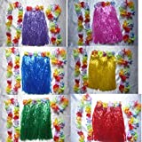 Tolo Rosa Gras Rock & Blume Hawaii FANCY Kleid