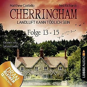 Cherringham - Landluft kann tödlich sein, Sammelband 5: Cherringham 13-15