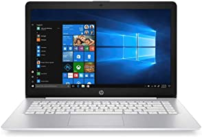 "HP Stream 14-ds0000ns - Ordenador portátil de 14"" HD (AMD A4-9120e, 4GB RAM, 64GB eMMC, AMD Graphics, Windows 10), Color..."