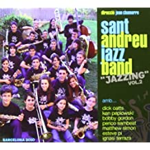 Jazzing [Con Andrea Motis] by Sant Andreu Jazz Band