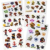 PAW Patrol Tattoos (75 Temporary Tattoos) by PAW Patrol