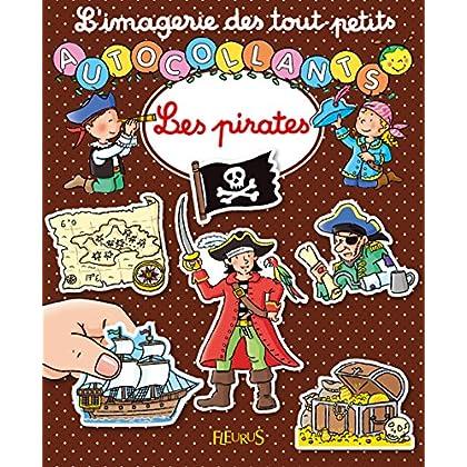 Les pirates : Autocollants