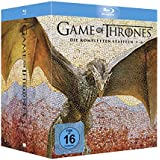 Game of Thrones Staffel 1-6 Digipack + Fotobuch + Bonusdiscs