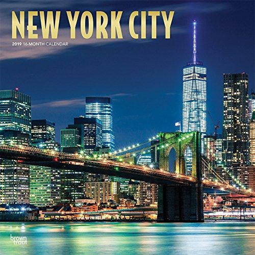 New York City 2019 Calendar par Inc Browntrout Publishers