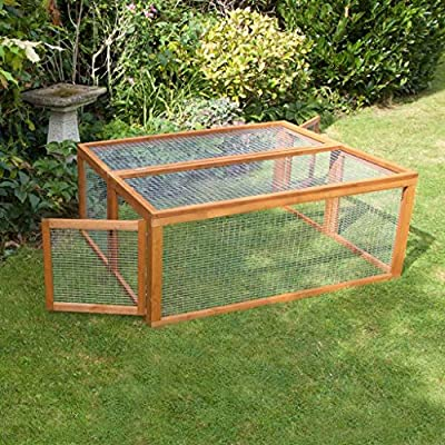 4ft Canterbury Folding Rabbit / Guinea Pig Run