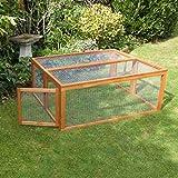 Freigehege für Kaninchen Riesige 4ft 120 Kaninchen Meerschweinchen Käfig