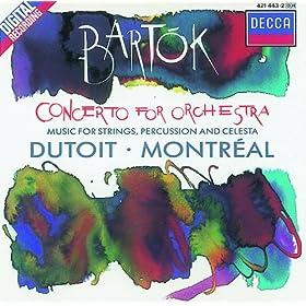 Bart�k: Music for Strings, Percussion and Celesta, Sz. 106 - 2. Allegro
