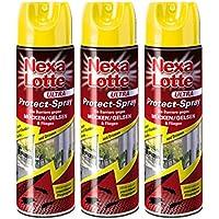 Oleanderhof® Sparset: 3 x SCOTTS Nexa Lotte® Ultra Protect Spray gegen Mücken und Fliegen, 400 ml + gratis Oleanderhof... preisvergleich bei billige-tabletten.eu