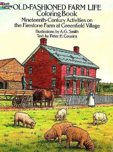 old-fashioned-farm-life-coloring-book