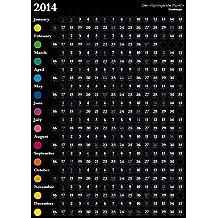 Der Springende Punkt 2014 schwarz