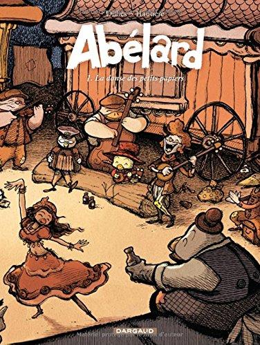Abélard (1) : La danse des petits papiers