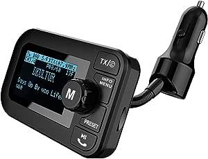 Angmno Dab Dab Radio Car Kit With Bluetooth Fm Elektronik