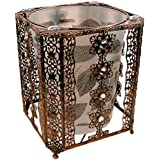 Zhhlaixing Luxury Storage Barrels Creative Trash Cans Retro Home Accessories JJBS-003
