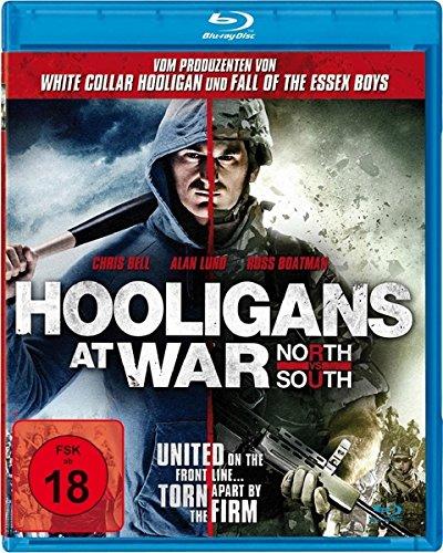 Hooligans At War - North vs. South [Blu-ray]