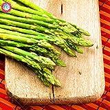 Promozione! 10 pc / sacchetto reale di asparagi semi di piante di frutta e verdura in vaso semi di casa e il giardino il 95% di fiori tasso di germinazione bonsai 2
