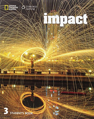Impact 3. Student's Book with Online Workbook
