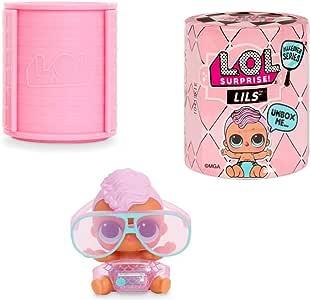 MGA- L.O.L. Surprise Métamorphose Lils Animaux et Petites sœurs série 2 Toy, 557098E7C, Multicolore, 0