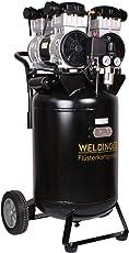 WELDINGER Flüsterkompressor FK 320 pro up 2200 W 320l/min ölfrei