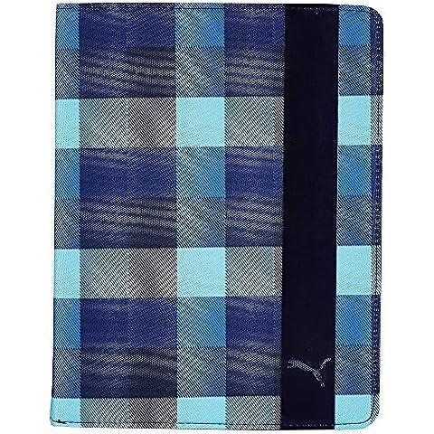 Puma–pmfs128nvy–Apple iPad 3/4EL REY Portfolio cellulare in blu