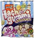 nimm2 Lachgummi Shakies – Spaßiges Fruchtgummi mit Vitaminen – 5er Pack (5 x 225g)