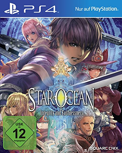 Star Ocean: Integrity And Faithlessness [Importación Alemana]