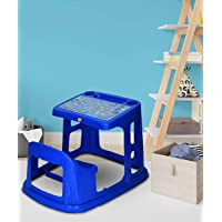 Prima Junior and Senior Kids Study Table | Play | Desk | Plastic Chair with Cup Holder from 2-5 Years Age Kids