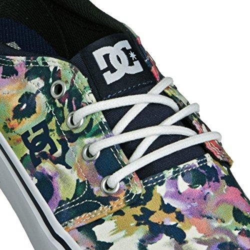 DC Shoes Trase Tx Se, Baskets mode femme Multi