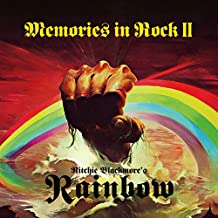 Memories In Rock II - 180g 3LP Black Vinyl [VINYL]
