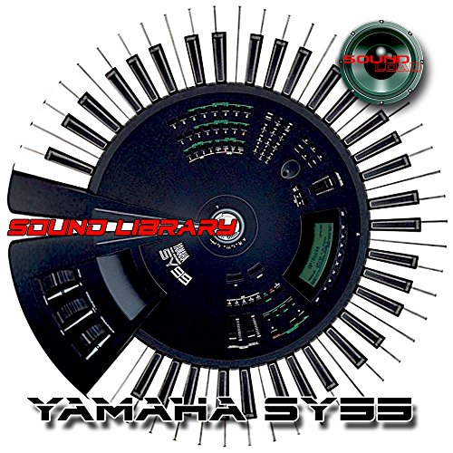 YAMAHA SY99 - Large Original Factory & NEW Created Sound Library/Editors PC/Mac on CD or for download Pc New Factory