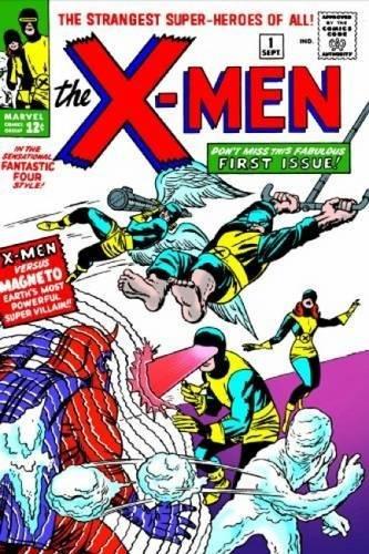 The X-Men omnibus. Volume 1