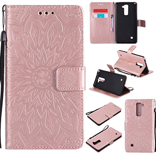 for-lg-ls775-case-rose-goldcozy-hut-wallet-case-magnetic-flip-book-style-cover-case-high-quality-cla