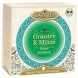 Hari Tea Bio Grüntee & Minze Teemischung, 20 g