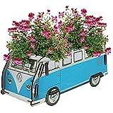 Blumenkasten VW-T1, blau, klein