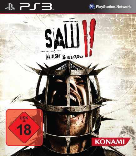SAW 2 - Flesh and Blood (Spiele Ps3 Zombie)