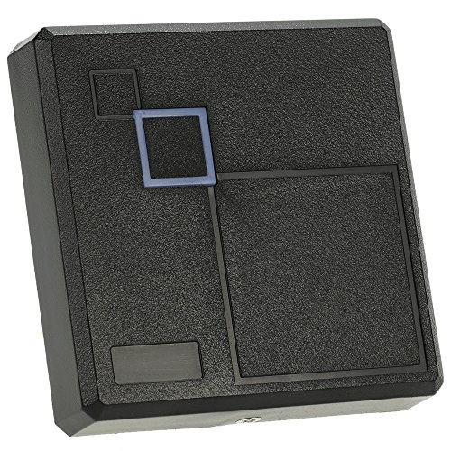 Preisvergleich Produktbild KKmoon RFID 125KHz Nähe Smart EM ID Card Reader Wiegand26/34 für Tür Eintrag Zutrittskontrollsystem