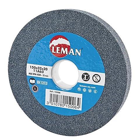 Leman 01993Resting Wheel for Bench Grinder 150 x 32 x 20