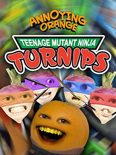 Annoying Orange - Teenage Mutant Ninja Turnips - Annoying Ninja Orange
