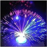 Farbwechsel Lichtwellenleiter Füllfederhalter–Nachtlicht beruhigend Lampe