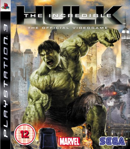 The Incredible Hulk (Sony PS3) [Import UK]