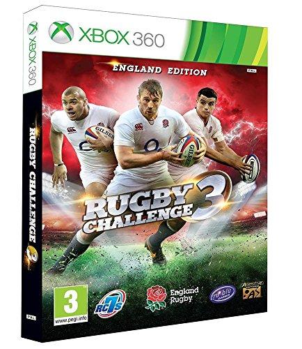 Rugby Challenge 3Jonah Lomu Edition (Rugby Erwachsene Unisex)