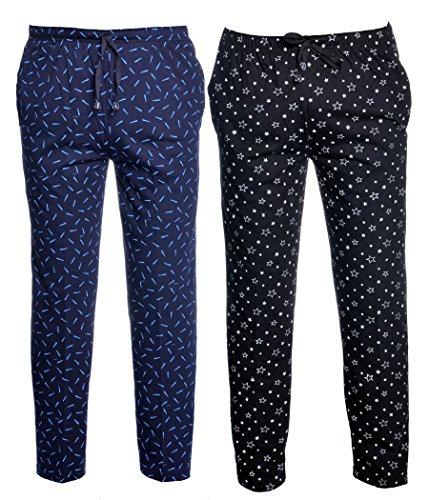 Vimal Cotton Blended Trackpants For Men's(Pack Of 2)