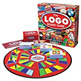 Enlarge toy image: The Logo Board Game - teenage children and family entertainment