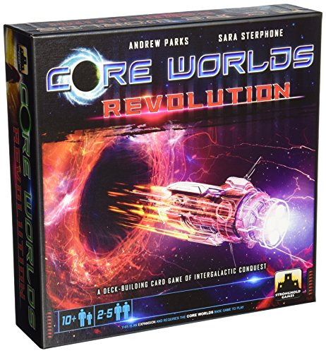 Stronghold Games STG03003 - Brettspiel 'Core Worlds Revolution'