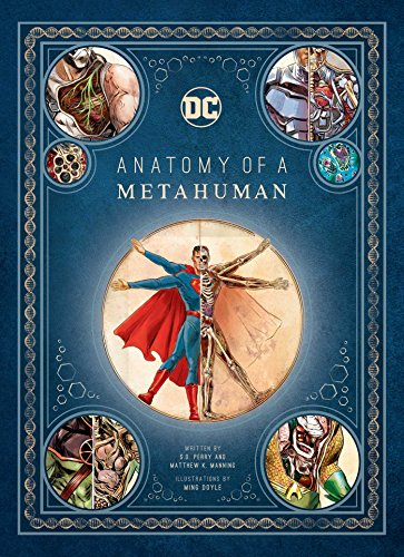 Explore the powers of DC Comics' greatest characters like never before through stunning anatomical cutaways and in-depth commentary from the Dark Knight. Concerned about the threat that so-called 'metahumans' may pose to the world, Batman has begun c...