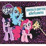Carte à gratter scintillantes - My Little Pony